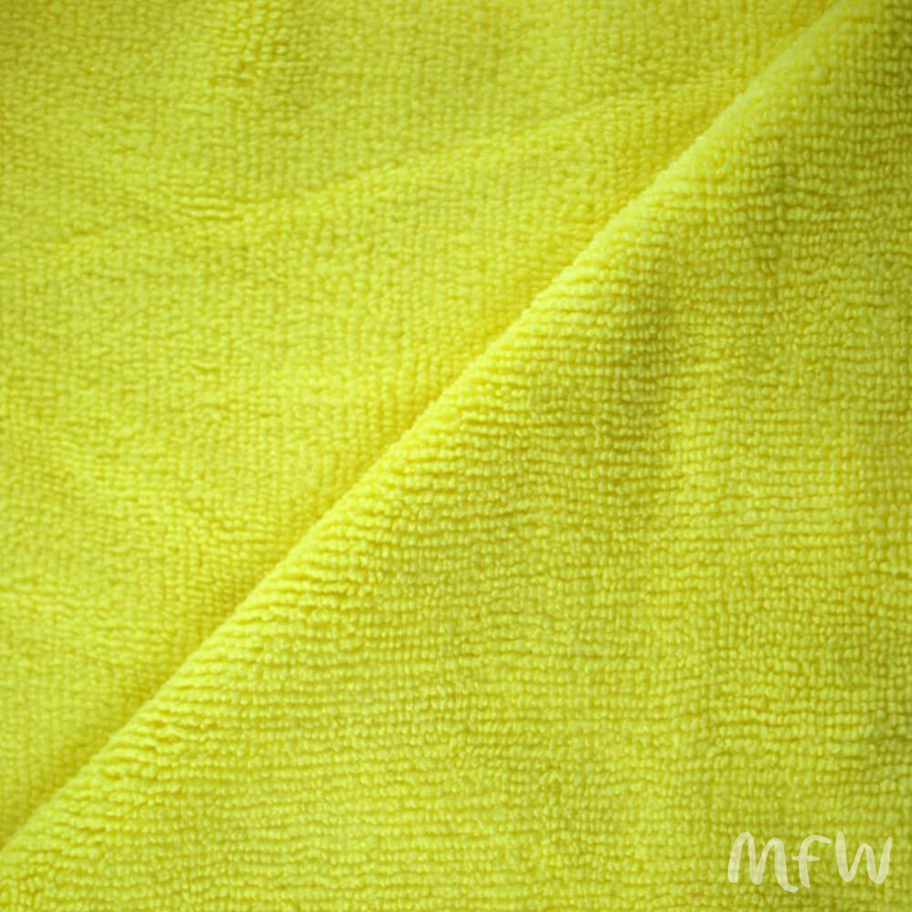 Microfibre Cloths - PREMIUM - Yellow